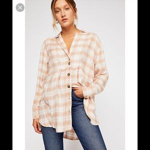 Free People NWT All About The Feels Tunic